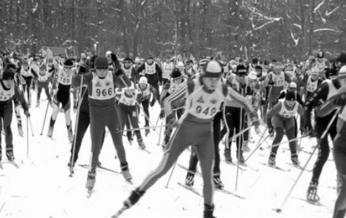 Питание в зависимости от видов спорта. Лыжи