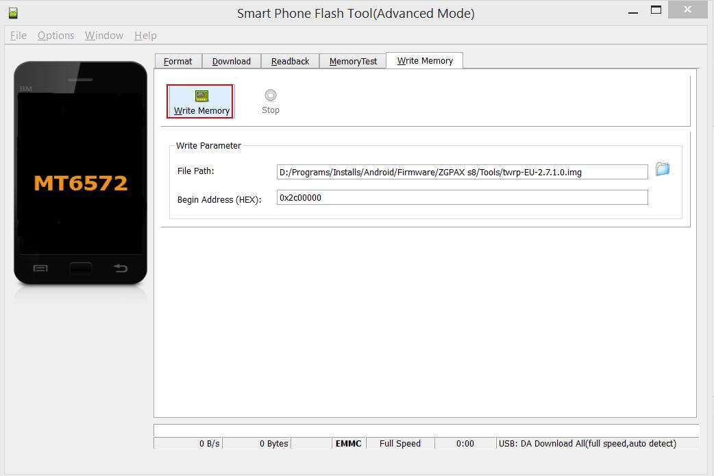 new zgpax s8 android 4.4 Mtk6572 excelente design