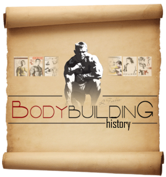 История бодибилдинга