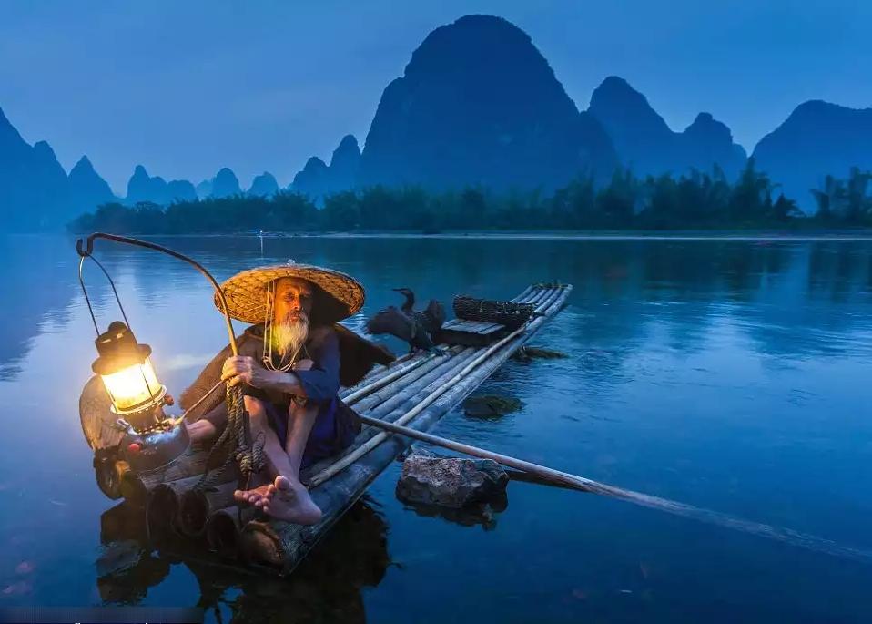 рыбак и его причины