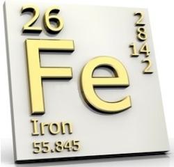 Железо минерал