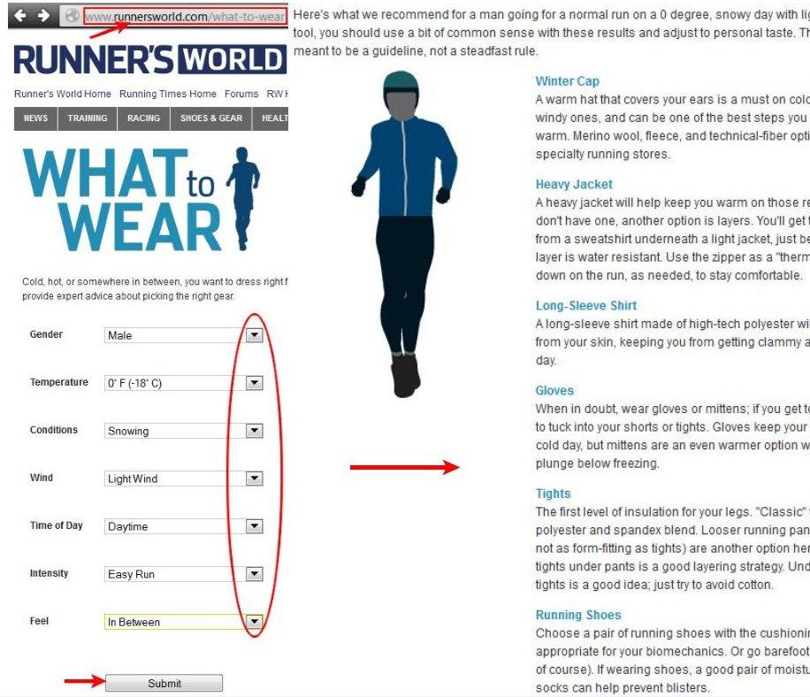 сервис подбора одежды, what to wear