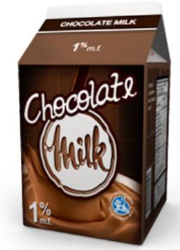 что пить после тренировки, шоколадное молоко