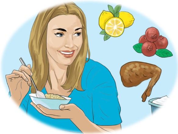корректировка питания, 3